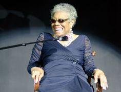 Maya Angelou Views Poetry as Soul's Medicine