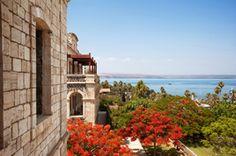 Scots Hotel in Tiberias