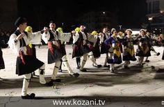 Βίντεο του www.kozani.tv από την έναρξη της Αποκριάς στην Κοζάνη