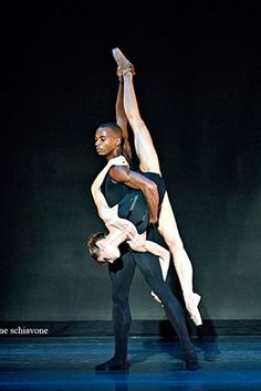 Melissa Hamilton & Eric Underwood, Royal Ballet. For more dance, as well as architecture, art, food, and travel head to theculturetrip.com.