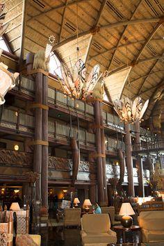 Disney's Animal Kingdom Lodge, Orlando Florida | Skinnytaste.  Info for planning a trip to DW someday!