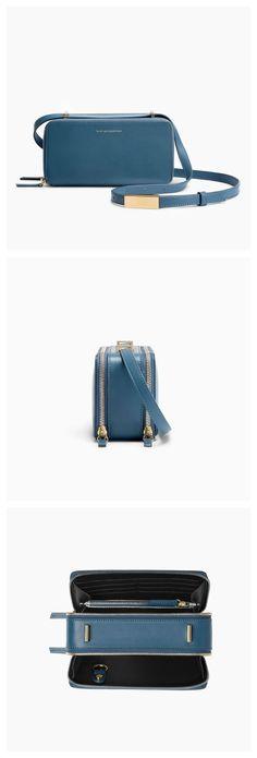 WANT Les Essentiels Demiranda shoulder bag - big bags, bags for women 2016, shoulder satchel bags *ad