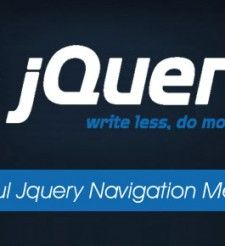 36 Beautiful jQuery Navigation Menus