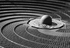 Spiral Fountain by Daniel Schwabe, via Flickr Sydney