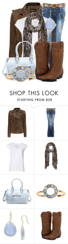 Country Casual by xx8763xx on Polyvore featuring Witchery, MANGO, Madden Girl, Charlotte Russe, Kelly Wearstler, AllSaints, country, women's clothing, women's fashion and women
