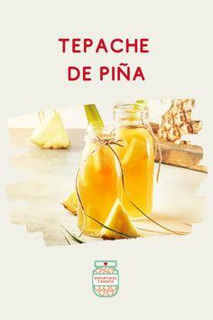 El tepache es una bebida originaria de México, bastante sabrosa y refrescante. Se obtiene de la fermentación de la cáscara y la pulpa de la piña, agregando piloncillo y agua.🍍  ¡Guarda este pin y sígueme para más recetas saludables y deliciosas!   #tepache #tepachedepiña #fermentos #bebidafermentada #bebidamexicana #piñafermentada #jugodepiña #recetasaludable #recetacasera #fermentoscaseros #encurtidoscaseros #recetafácil #ricoysano #probioticos #saludintestinal #bebidasinalcohol