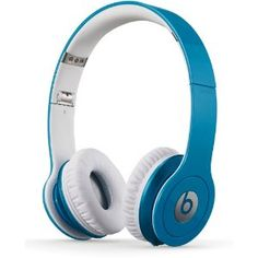 MONSTERCABLE - BEATS BY DRE SOLO HD COLORWAY LIGHT BLUE -CUFFIE ON EAR CON CONTROL TALK
