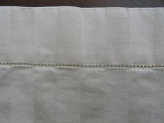 Sewing By Day: Hemstitching and the Wing Needle