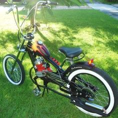 GALLERY: VIEW our Gas & Electric Bike Builds - PedalChopper