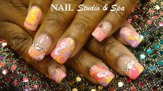 Nail Art Gallery - Classy