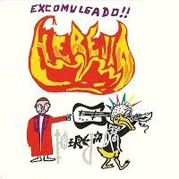 HEREJIA - Excomulgado CD (1994)