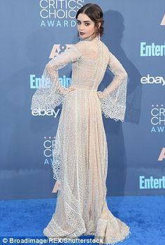 LIZ JONES: Kate's racy lacy dress? It gets a fashion tick | Daily Mail Online
