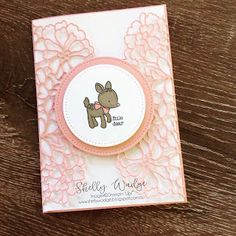 Shelly Wadge | Loving Pink | Stampin' Up!