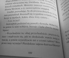 """Panie i panowie, Jakub Ćwiek i """"pierdolone sajens-kurwa-fikszon"""", czyli """"Chłopcy"""" I."""