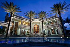 Beautiful mansion~