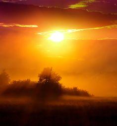 Magic sunset by Natalia Flora on 500px