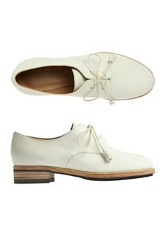 TASSEL DERBY shoe by TOAST