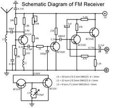 mini micro fm microphone transmitter circuit schematic | Electronics ...