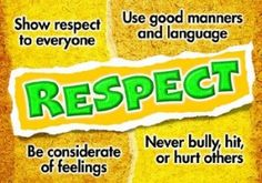 Teaching Respect To Teenagers - Youth Work Session Idea - Youth Workin' It