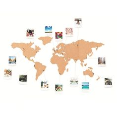 Map memory board vacation display and board corkboard map gumiabroncs Image collections