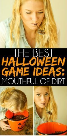 four of the best halloween games for parties them there and cas - Halloween Games To Play At School