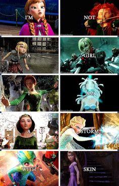 I am a Disney Princess like a storm - Mara E. I am a Disney Princess. - I am a Disney Princess like a storm – Mara E. I am a Disney Princess like a storm – - Disney Pixar, Disney Amor, Cute Disney, Disney And Dreamworks, Disney Magic, Disney Girls, Cool Disney Facts, Shrek Dreamworks, Dark Disney