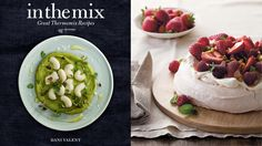 Dani Valent - Thermomix Pavlova cooking demonstration