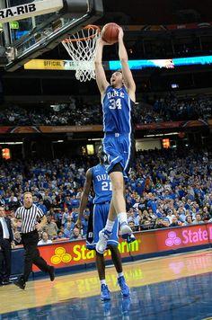 Blue Planet Shots - Duke Basketball Photography