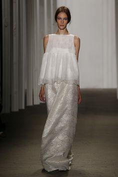 Honor. Top Bridal Picks from NYFW | RILEY & GREY http://blog.rileygrey.com/?p=1321 #spring2015