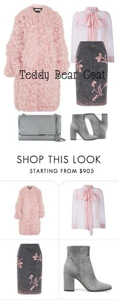 """""""Untitled #560"""" by rebecky89 ❤ liked on Polyvore featuring Marni, Gucci, Prada, Gianvito Rossi and STELLA McCARTNEY"""