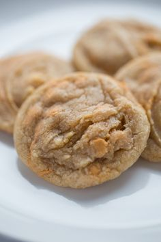 Cinnamon Butterscotch Cookies are soft baked, sweet and comforting cookies that are nearly impossible to ruin with this recipe. All cookies should be this good! Have I got a winner for you today!! Cinnamon Butterscotch Cookies! Just like my intro said, these are soft and chewy cookies made with all the common culprits found in...Read More