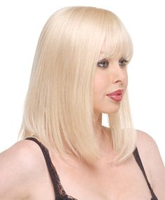 Human Hair Topper | Top Piece | Canada Wig Outlet, Hair & Beauty Canada Cut And Style, Cut And Color, Thinning Hair Remedies, Hairpieces For Women, Hair Toppers, Platinum Hair, Light Blonde, Love Hair
