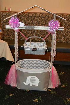 Baby Shower Wishing Well Diy Baby Shower Wishes Baby