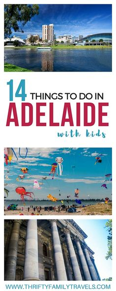 Travel Destinations Australia: Are you looking for the top things to do in Adelaide South Australia with kids? Australia Funny, Visit Australia, Australia Travel, Australia Holidays, Coast Australia, New Travel, Travel With Kids, Family Travel, Travel Oz