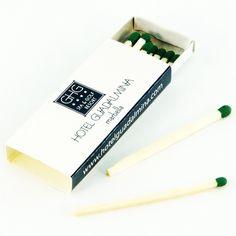"""Cajas de cerillas modelo """"Hotel"""" para el Hotel Guadalmina de Marbella. Templates, Match Boxes, Advertising"""