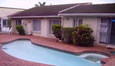 Paul's Guest House - Paul's Guest House offers one three-bedroom unit and one one-bedroom unit situated in the heart of Umhlanga Rocks on the KwaZulu-Natal North Coast.  Unit 1 comprises a master bedroom with double bed and ... #weekendgetaways #durban #southafrica