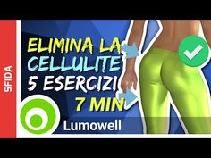 5 exercises to get rid of cellulite at home. 4 week challenge to fix your cellulite without equipment. High intensity workout to lose thigh fat and tone up y. Physical Fitness, Yoga Fitness, Fitness Tips, Lose Cellulite, Anti Cellulite, Cellulite Exercises, Thigh Exercises, Yoga Videos, Workout Videos