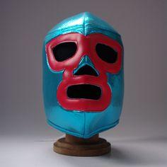 Mexican Wrestling mask - Nacho Libre