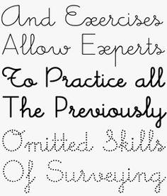 Memimas font sample