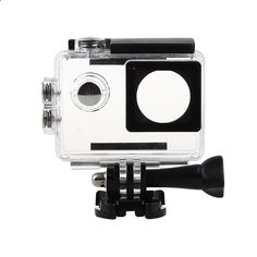Action camera Waterproof Case Diving Housing Bag Box Protective Case for Sports cameras SJ4000/SJ7000/SJ9000/w8  4k H9 Camcorder