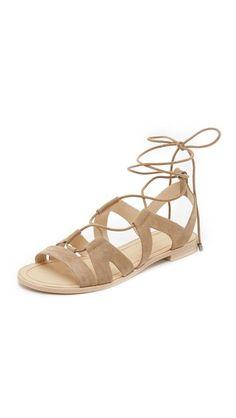 Rebecca Minkoff Greyson Gladiator Sandals on ShopStyle