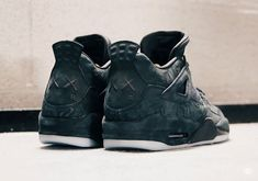 "0aecd08a848736 16 Best ATHENTIC KAWS X Air Jordan 4 ""Cool Grey"" images"