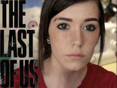Step-by-step Ellie makeup tutorial from the video game The Last of Us