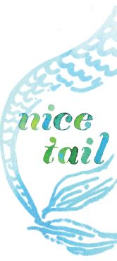 """Lilly Pulitzer """"Nice Tail"""""""