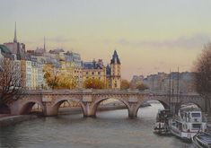 Displays of work in watercolor by Thierry Duval, one of the best watercolor artists of the moment. Muestra del trabajo a la acuarela de Thierry Duval, uno de. Watercolor City, Watercolor Images, Watercolor And Ink, Watercolor Paintings, Watercolors, Venice Painting, Paris Painting, Travel Specials, City Sketch
