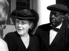 """Jewel Mayhew (Mary Astor) to Miriam Deering (Olivia de Havilland): """"Well, right here on the public street, in the light of day, let me tell you, Miriam Deering, that murder starts in the heart, and its first weapon is a vicious tongue."""" -- from Hush...Hush, Sweet Charlotte (1964) directed by Robert Aldrich"""