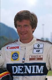 Thierry Boutsen - F1 Driver