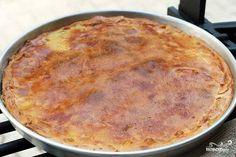 Пирог с зеленью и сыром - пошаговый кулинарный рецепт с фото на Повар.ру