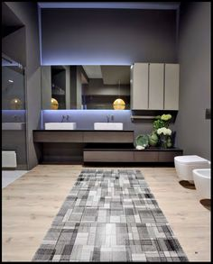 antonio lupi Bathroom Stand, Small Bathroom Sinks, Bathroom Layout, Modern Bathroom, Master Bathroom, Bad Inspiration, Bathroom Inspiration, Bathroom Furniture, Bathroom Interior