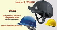 With the help of an online industrial megamart ecommerce industry you can adapt your head protection safety helmet at India. Our company specializes in offering a qualitative range of safety helmets. Buy industrial megamart safety helmets products with different models, sizes and dimensions as per the clients' requirement. You will always be perfectly prepared for construction and many other related industries.  Address: ithum Tower B, Noida sector 62  Noida, UP.  Contact no: +91- 9773900325
